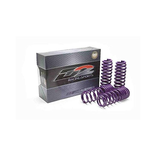 2002-2004 Acura RSX D2 PRO Series Springs ()