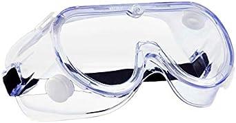Anti-spray Anti-infección Seguridad Gafas protectoras Brazo completo Vendaje Borde suave Anti-viento y arena