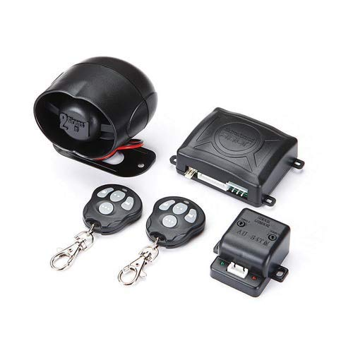 Excalibur CG350I5 Omega Crime Guard car alarm keyless entry