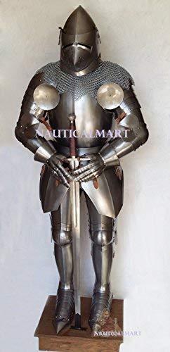 Classic 14th Century Knights Armor By Nauticalmart: Amazon ca