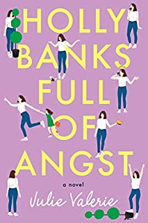 Book Cover: Holly Banks Full of Angst