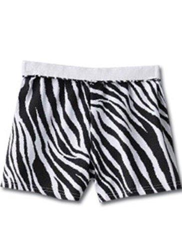 Soffe Novelty Zebra Print Youth (Youth Zebra)