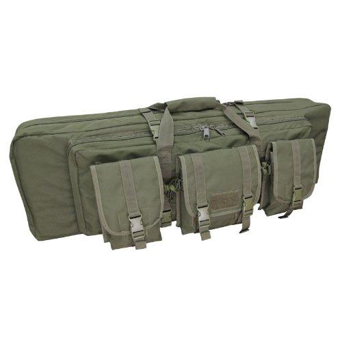 Condor 42 Inch Double Rifle Gun Case - Olive - New 152-001