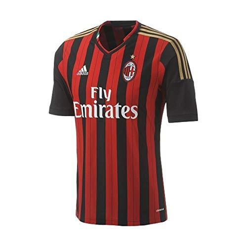 adidas AC Milan Home Jersey - Milan Home Jersey Ac
