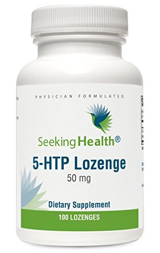 5 Hydroxytryptophan Lozenges Seeking Health Physician Formulated
