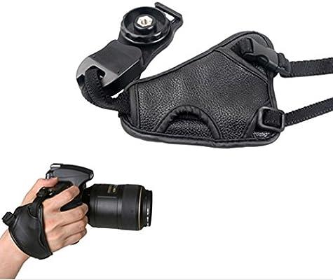 Correa Mano cámara compatible con Canon EOS para Panasonic Lumix ...