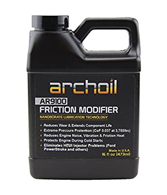 AR9100-16oz for All Vehicles- Powerstroke Cold Starts, an Injector Stiction Solution