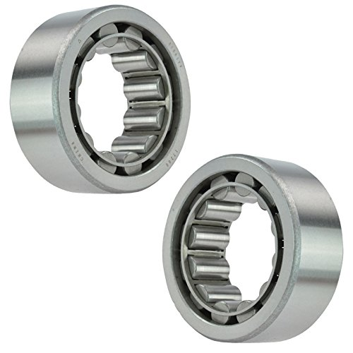 - Axle Shaft Wheel Bearing Rear Pair Set for GM Dodge Ford