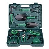 Best Gift Garden Gifts For A Men - XDerlin Garden Tools Set,12 Piece Gardening Gifts Stainless Review