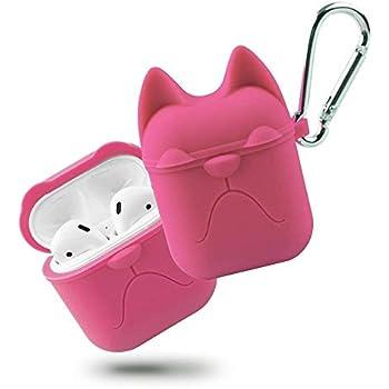 Amazon.com: RGBIWCO - Airpods Case, Fashion Cute Bulldog