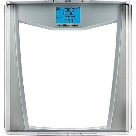 Amazon Health O Meter Glass Body Fat Scale Bfm081dq 63 Health