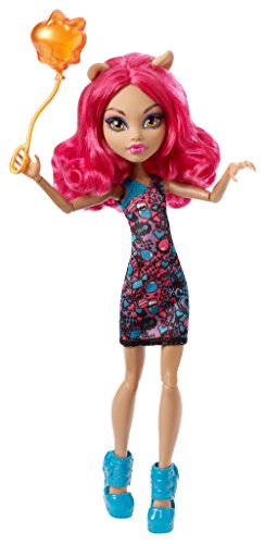 Monster High Ghoul Fair Howleen Wolf Doll]()