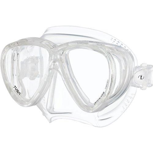 UPC 685193463186, Tusa Freedom Quad Mask - Translucent