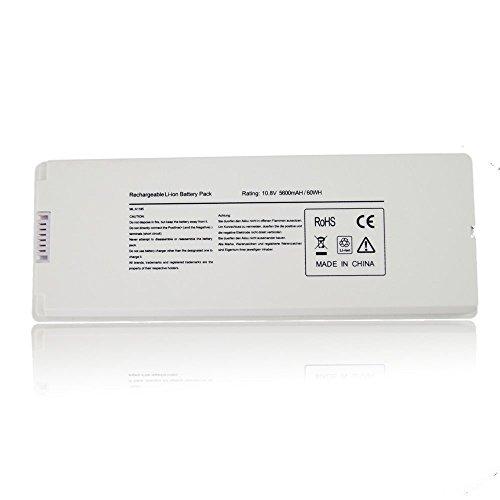 White macbook battery