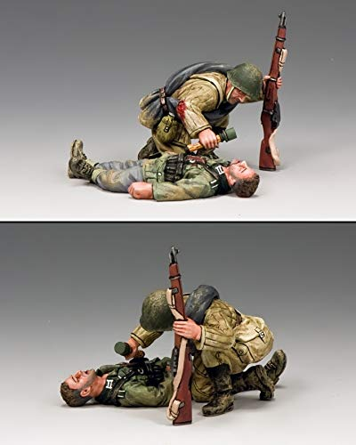 Amazon com: King & Country Toy Soldiers Russian Army RA065