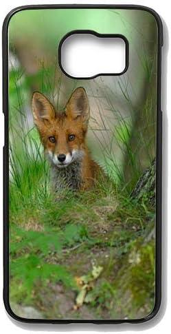 Coque Samsung Galaxy S6 edge – Loup Photo Fin Coque bumper avec ...