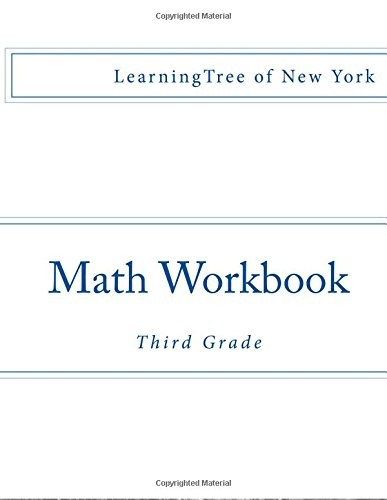 Math Workbook: Third Grade (Preparing for the SAT through the Common Core) (Volume 3)
