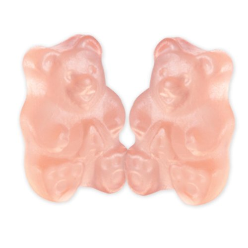 Albanese Candy, Pink Grapefruit Gummi Bears, 5-pound Bag