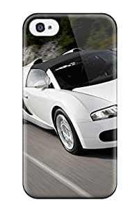 Fashionable LwywvJl10954Qwlun Iphone 4/4s Case Cover For Bugatti Veyron 24 Protective Case
