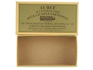 Amazon.com : Cheyenne Pioneer Cartridge Box 44-40 WCF