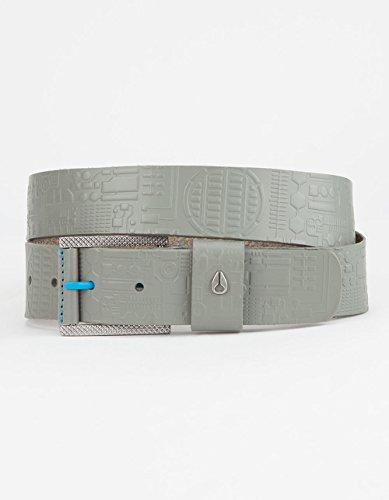 Nixon Unisex The Americana Belt X Star Wars Collab Millennium Falcon Gunmetal Belt