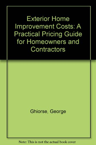 Exterior Home Improvement Costs: A Practical Pricing Guide for Homeowners and Contractors