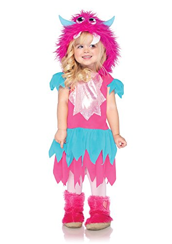 Leg Avenue Children's Sweetheart Monster Costume