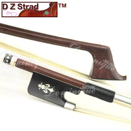 3/4 Top Cello Bow with Top Brazil Wood -D Z Strad Model 205