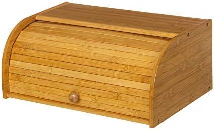 Panera de mesa nórdica marrón de bambú para cocina Sol Naciente ...