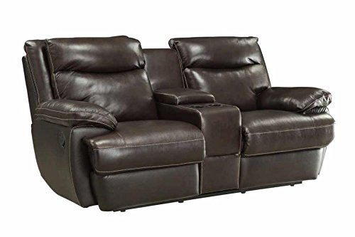 Coaster Home Furnishings 601812 Macpherson Motion Collection Motion Loveseat