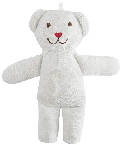 Nile Organic Bear - Under the Nile Organic Cotton Baby Toy Scrappy Bear Stuffed Animal 7