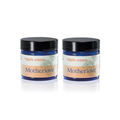 Motherlove Organic Nipple Cream - 1 Oz. (2 Pack)