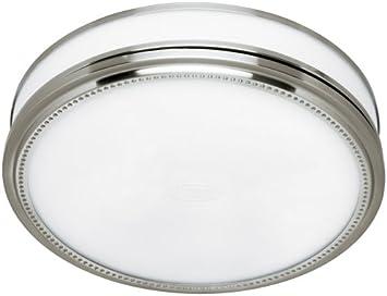 Hunter 83001 Riazzi - Ventilador de baño con luz y luz nocturna ...