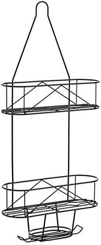 AmazonBasics 1012933 040 A60 Linear Shower Caddy
