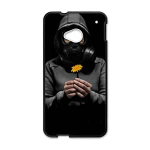 HTC One M7 Phone Case Covers Black Toxic Hope FVR Back Protective Cell Phone Case