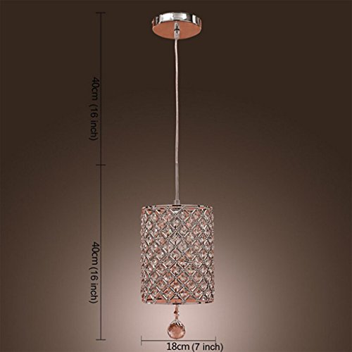 Pendant lights European Mini Crystal Chandelier, Luxury Modern Crystal Chandelier Chandelier Lighting by Pendant lights (Image #2)