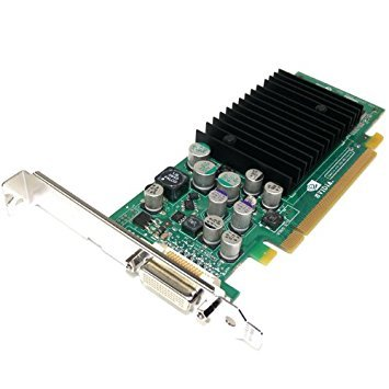 128MB IBM nVIDIA Quadro NVS 285 PCI Express Graphic Card 13M8433