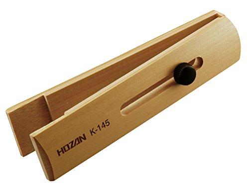 호잔(HOZAN) 러버 숫돌 홀더 러버 숫돌을 유지하기 쉬어 하는 전용 홀더 적응K-140/141/142용 K-145