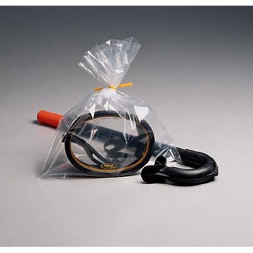 "16"" x 28"" Low Density Flat Poly Bag (1.5 mil) (500 Bags) - AB-28-3-438"
