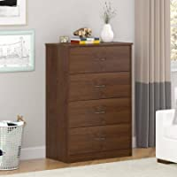 Mainstays 4-Drawer Chest Storage Office, Northfield Alder