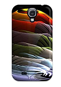 New Arrival Cover Case With Nice Design For Galaxy S4- D