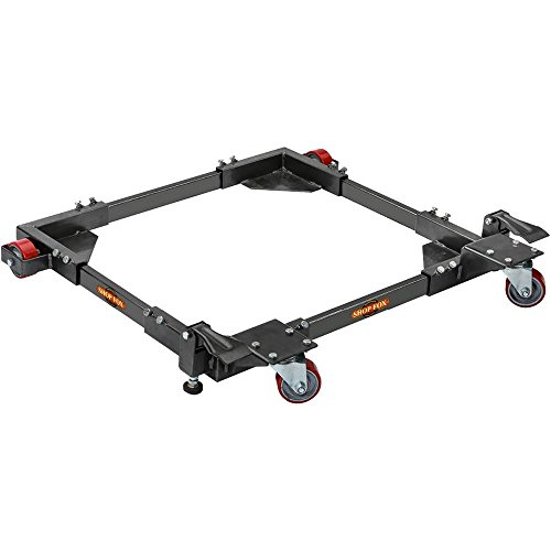 - Shop Fox D4666 Extreme-Duty Mobile Base