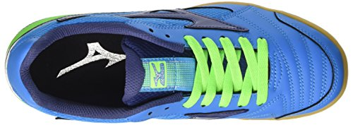 Mizuno Club Sala in Herren Fußballschuhe Divablue Multicolore Bluedepths FAr1Fwq