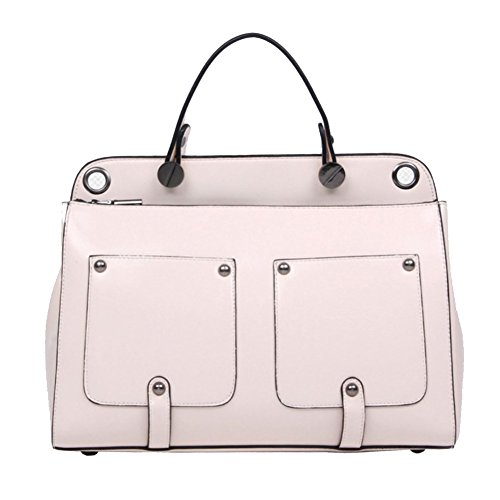 HNYEVE HB1200055C1 Fashionable PU Leather Women's Handbag,Square Cross-Section Boston - To In Where Shop Boston Outlets