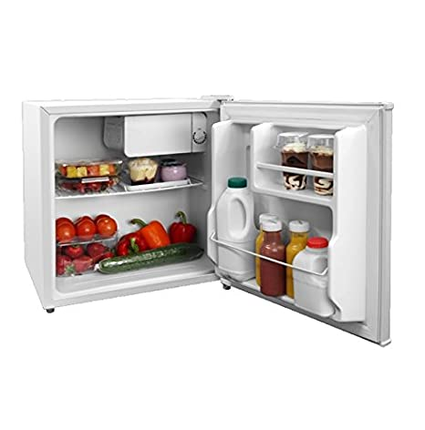 Cookology Table Top Mini Fridge In White A Rated Litre - Small table top refrigerator