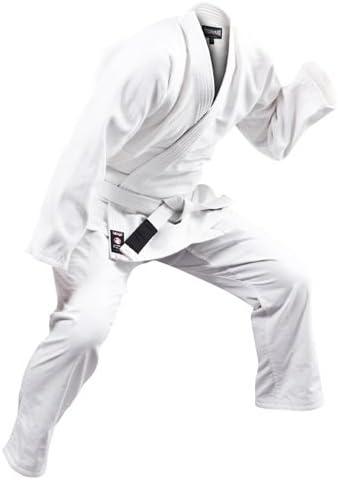 ISAMI(イサミ) 軽量柔術衣 JJ-15 A1(4号) 白 ヒゴワンタオル付き