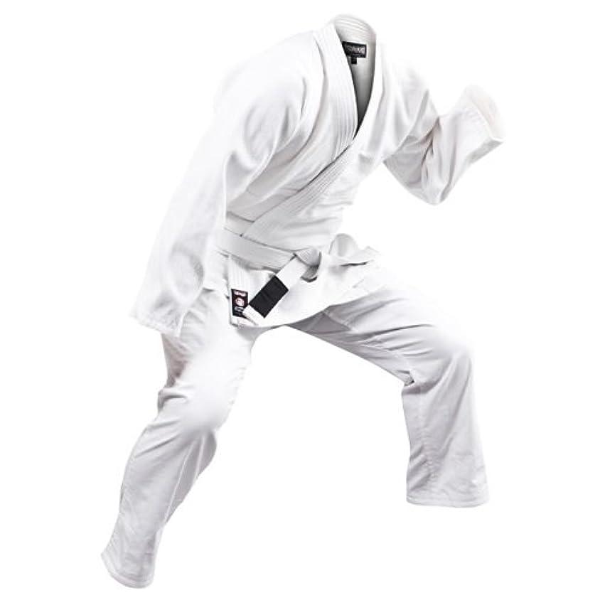 些細改善オーストラリア人ISAMI(イサミ) 軽量柔術衣 A-JJ-15 白 A3(6号 171~179cm)