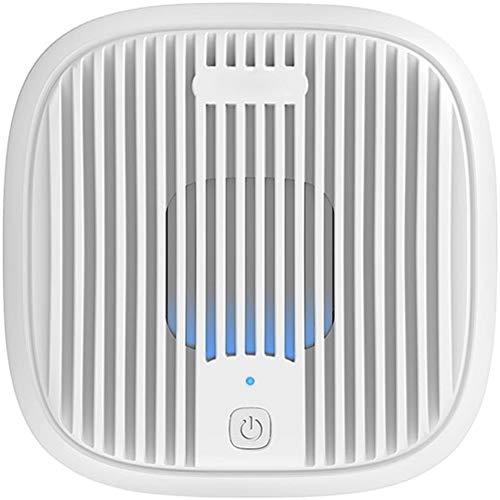 PRACMANU Mini Ozone Generator O3 Air Purifier Portable Odor Eliminator Deodorization Sterilizer for House Kitchen