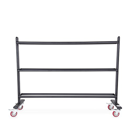 CAP Barbell 3-Tier Medicine Ball Rack with Wheels by CAP Barbell