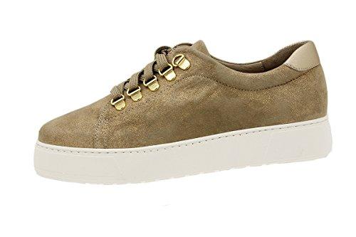 Comfort Scarpe Sneaker Beig Piesanto 180740 Cosmo Donna ARjq4L35